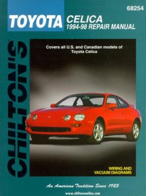 Similar items chiltons toyota coarolla 1988 97 repair manual chiltons toyota celica 1994 98 repair manual fandeluxe Images